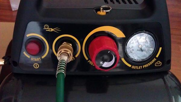 Utilidades domésticas de los compresores de aire