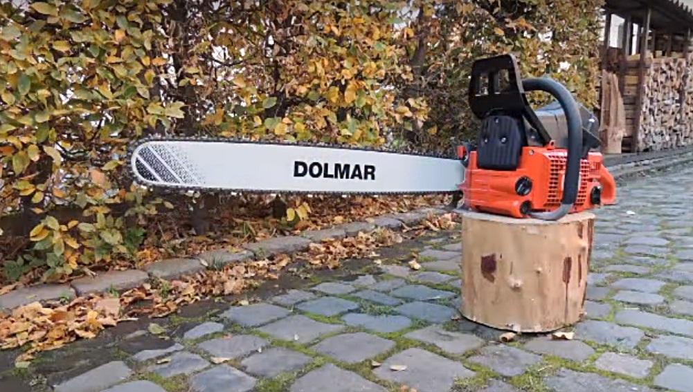 La fiabilidad de la tecnología alemana te la presenta la marca Dolmar disponible en Agroarenas. Imagen: Captura Youtube